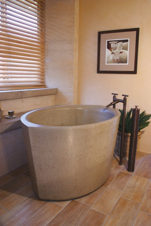 Japanese Soaking Tub Cornerstone Builders