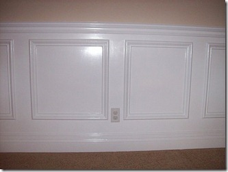 chair molding