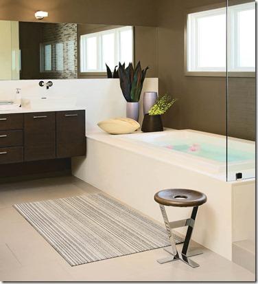 oversize tub